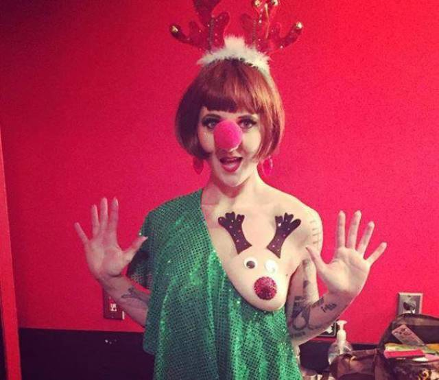 Reindeerboobs Are Overtaking The Internet And It's Great!