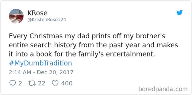 Wonder, How These Bizarre Family Traditions Started In The First Place…