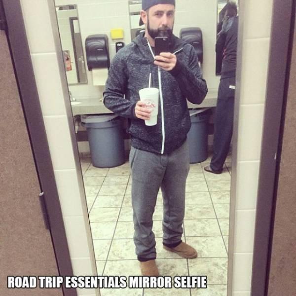 Men Are Best At Doing Parodies On Girls' Instagram Photos