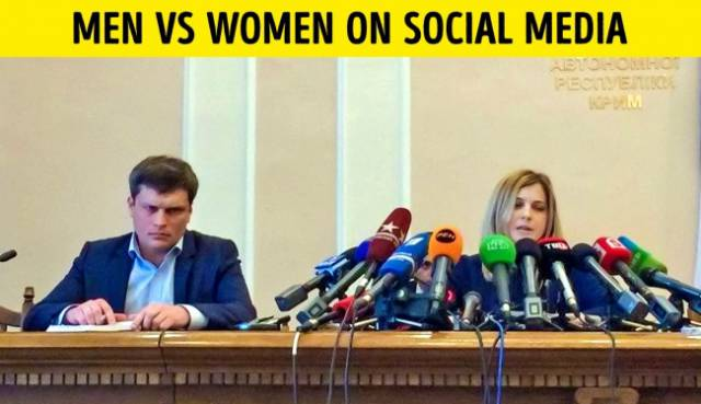 This Is Why Men And Women Don't Understand Each Other…