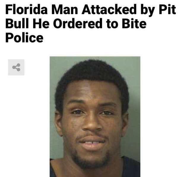 What The Hell Is Going On With Men In Florida?!