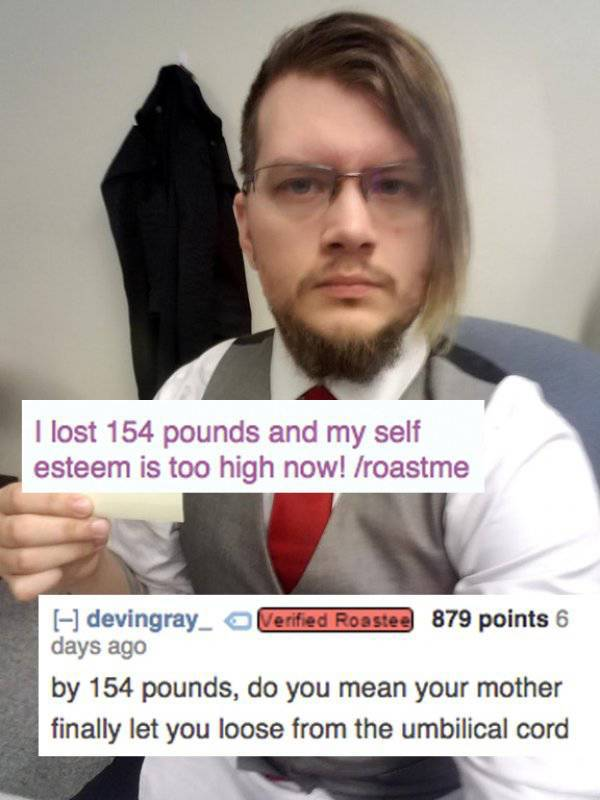 Roasts Beyond The Point Of Recovery