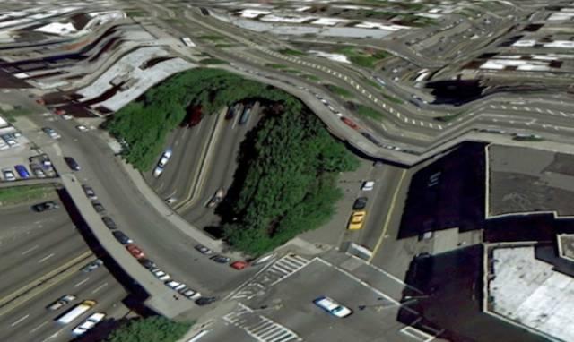 Google Maps Are Full Of Creepy Glitches