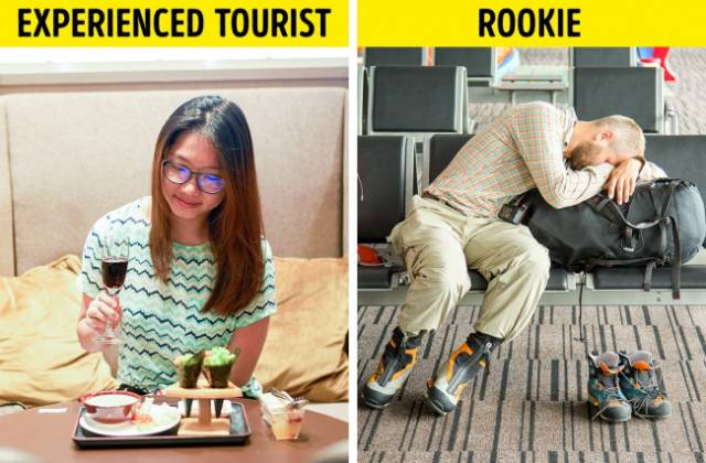 20 Life Hacks For Those Travelling By Plane Often