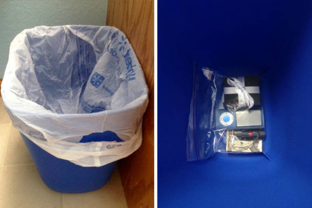 Ideas For The Best Places To Hide Your Valuables