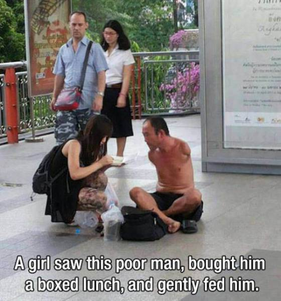 Good Samaritans Still Exist In This World, And We Have The Proof