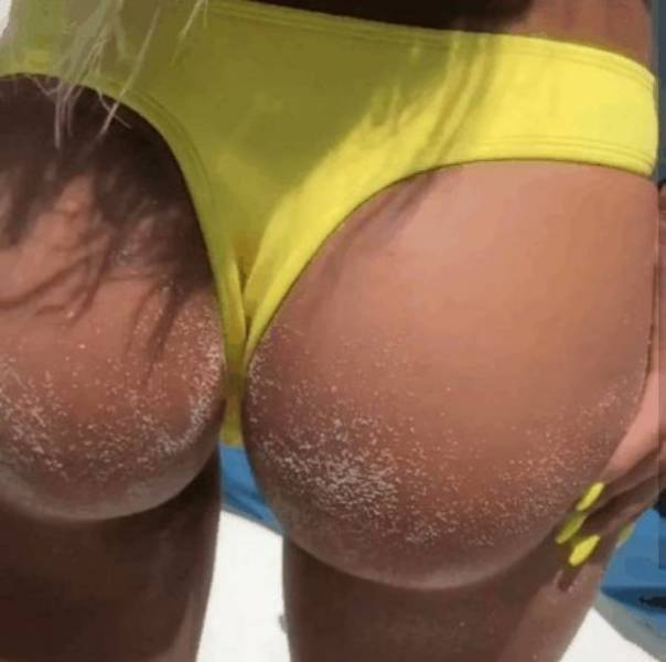 Nothing More Inspiring Than These Booty Scoops