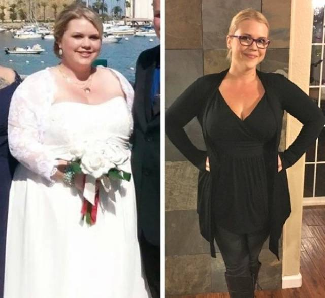 Uplifting Proof That Body Fat Is Not A Life-Long Curse