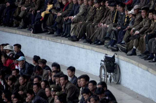 North Korea That We're Not Supposed To See