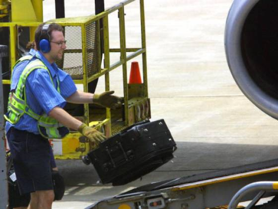Secrets From The World Of Airline Baggage Handlers