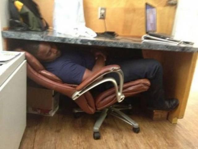 They Desperately Needed That Sleep…
