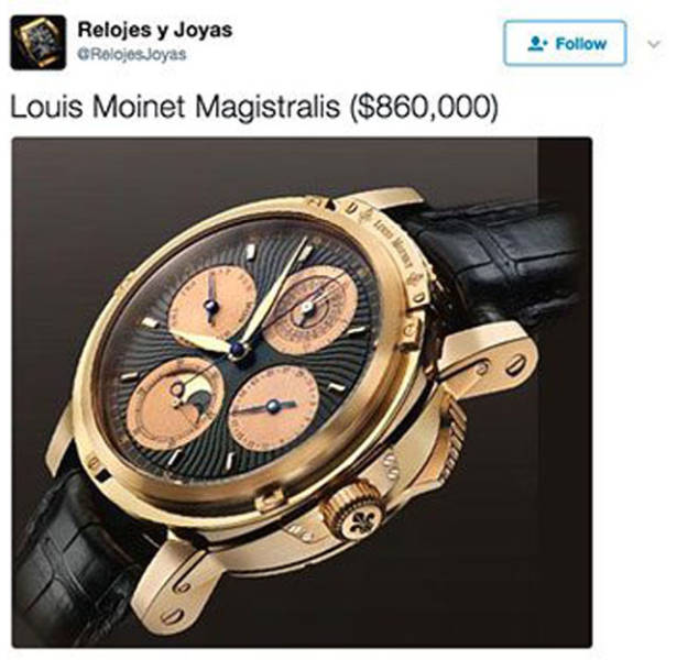 Watches That Are As Expensive As Cars