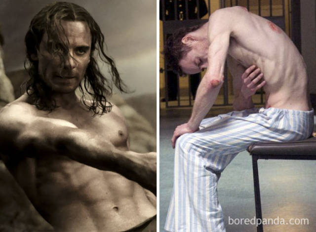 Actors Will Do Anything To Their Body For A Perfect Role
