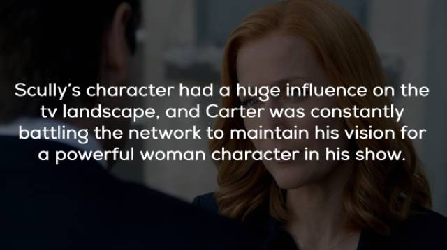 """Mysterious Facts About The """"X-Files"""""""