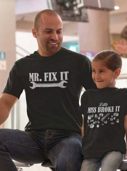 T-Shirt Pairs Show The Cutest Connection Between People