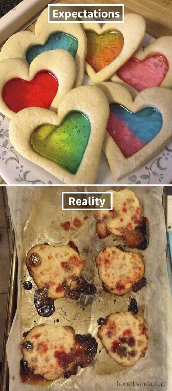 Recipes Always Deceive You…