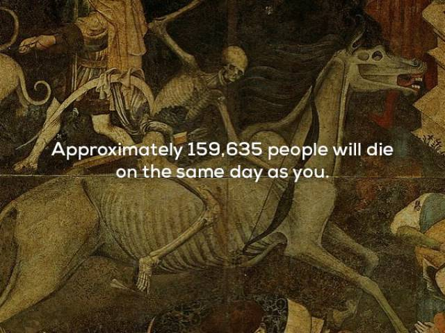 Terrifying Facts You Don't Wanna See
