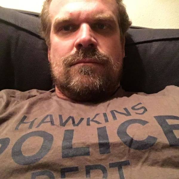 """Stranger Things"" Star David Harbour Has Learned That Nothing Is Impossible For The Internet"
