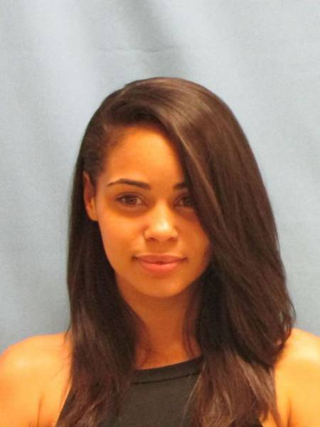 Girls Can Be Sexy Even On Mugshots