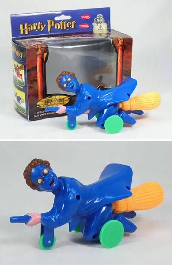 Toys That Might've Come From Hell
