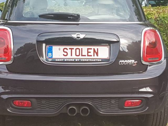 In 2017 These Were The Vehicles That Were Stolen The Most In The US