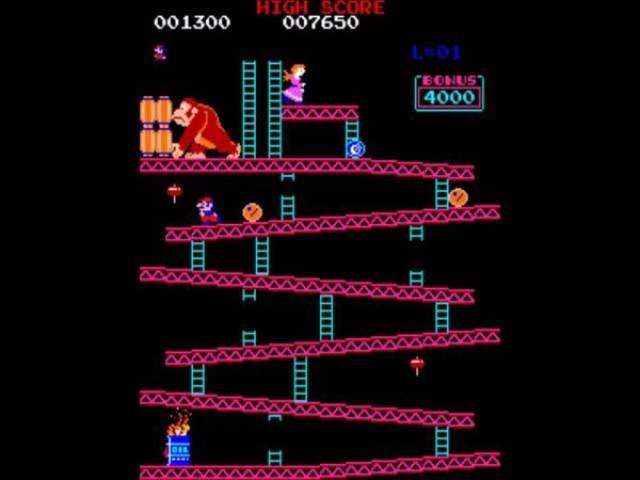 Gaming History Is Something Very Nostalgic