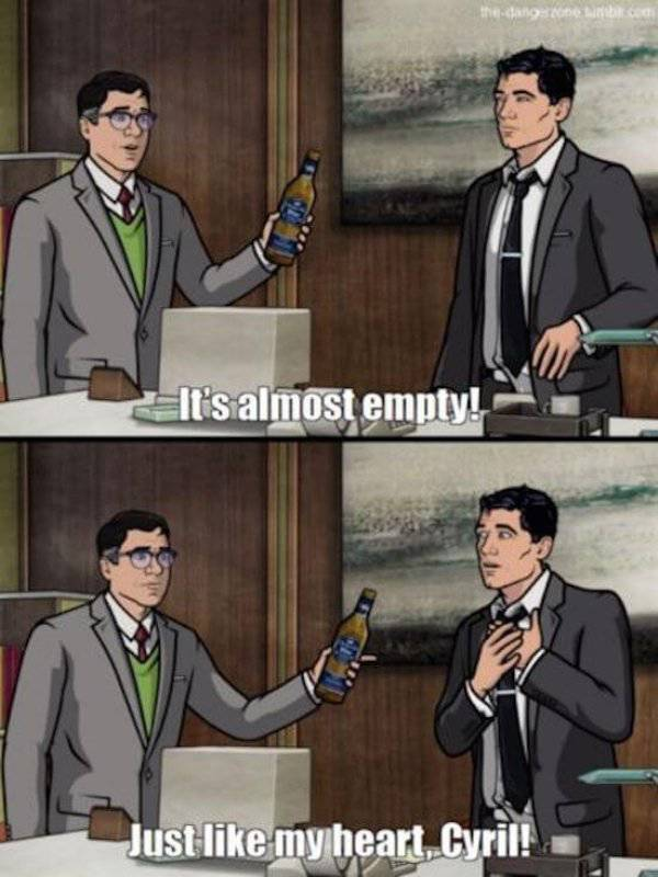Archer Jokes Are Something You Wouldn't Expect