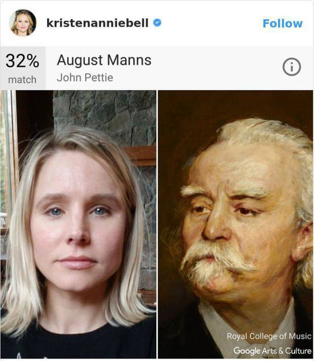 "People Are Having Tons Of Fun With The New Google ""Arts & Culture"" App"