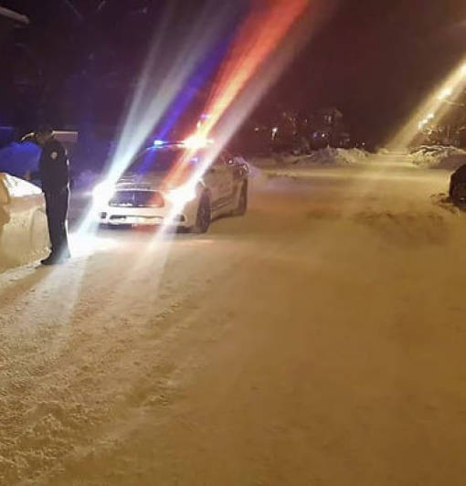 This Car Made Of Snow Was So Real That Police Even Ticketed It!