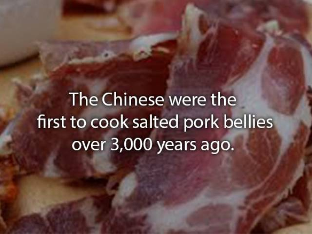 Well-Cooked Bacon Facts