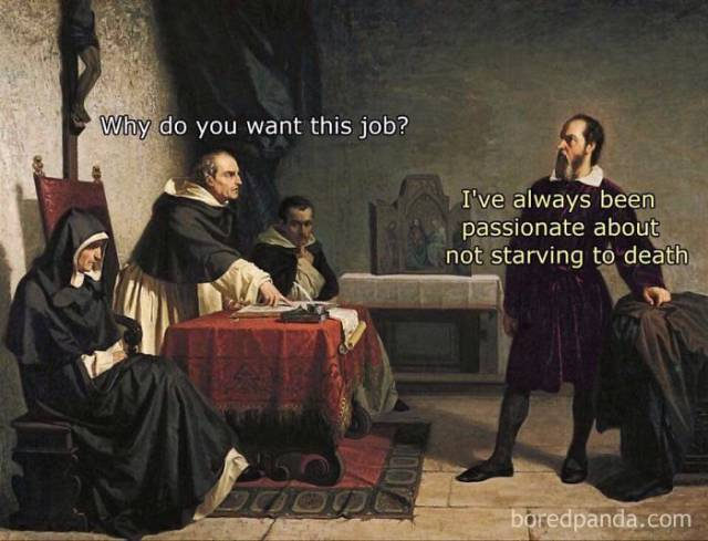 Historical Art Memes Show That People Are Always The Same