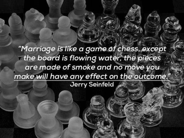 Marriage Quotes Are Just The Right Kind Of Bittersweet