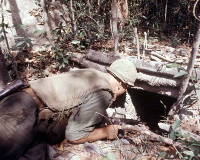 How Vietnam War Looked In Color