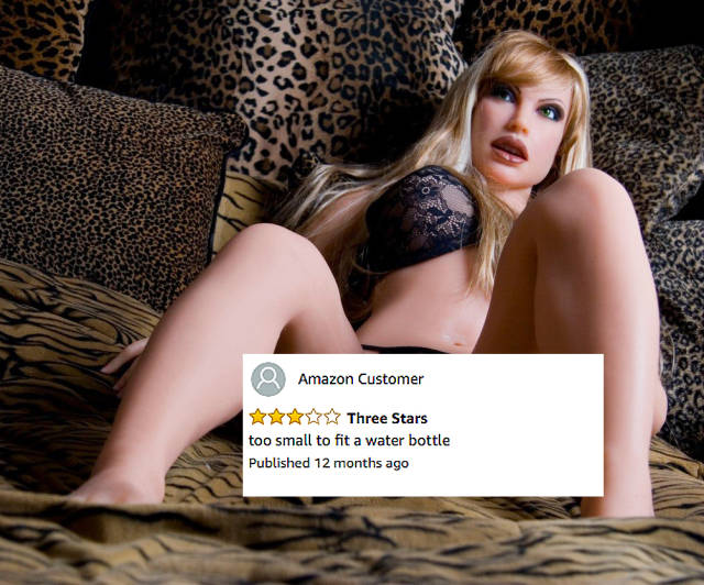 Sex Doll Reviews That Are Non-Artificially Funny