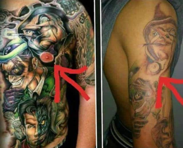 They're Going To Regret These Tattoos So Much