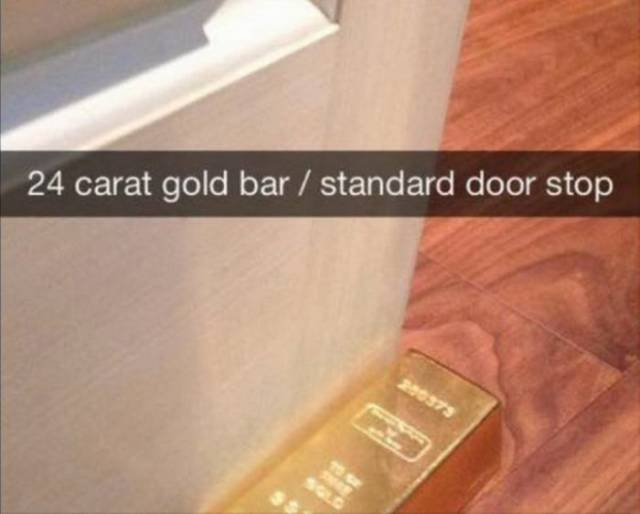 Snapchats From The Richest Kids Out There