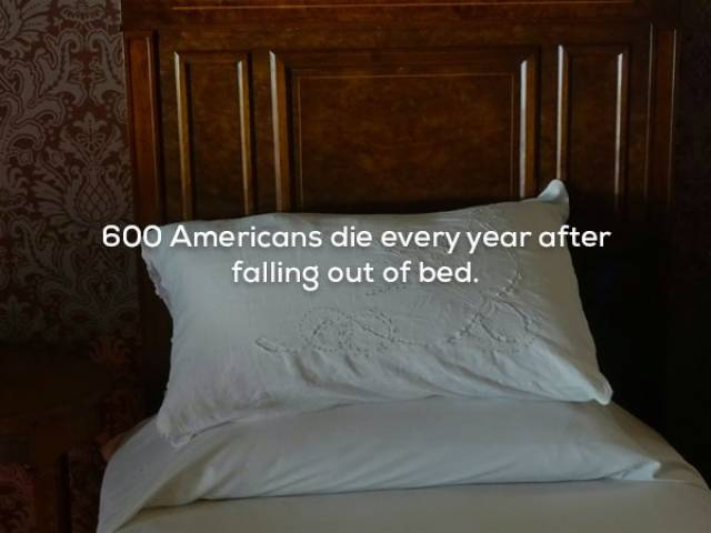 Facts That Will Make You Shudder