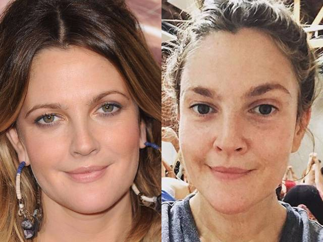 Actresses Are Still Beautiful With No Make Up On