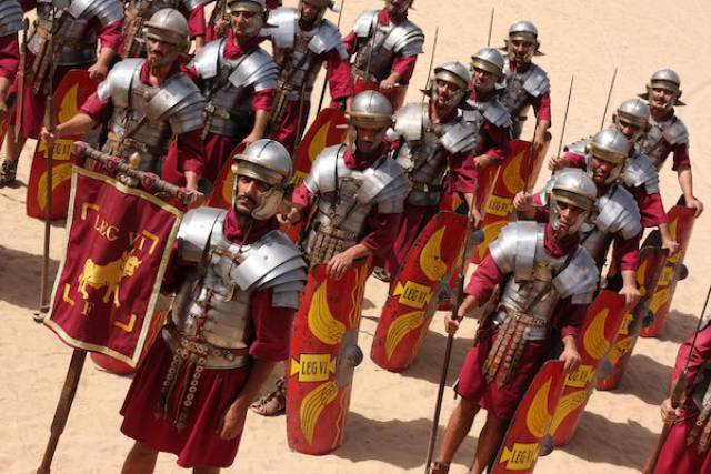What You Should Know About The Legions Of Ancient Rome
