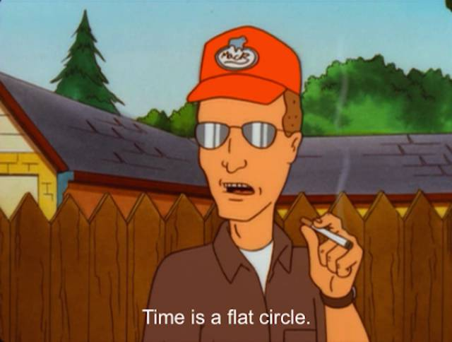 Dale Gribble Seems To Know It All