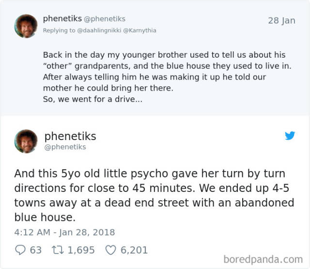 Creepy Things That Children Say Showing Their Dark Sides