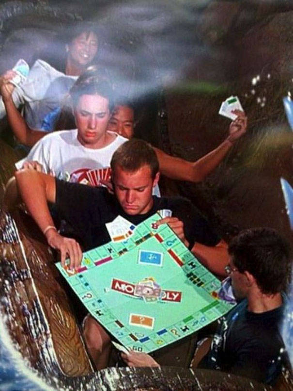 Rollercoaster Photos – Where Emotions Are At Their Purest