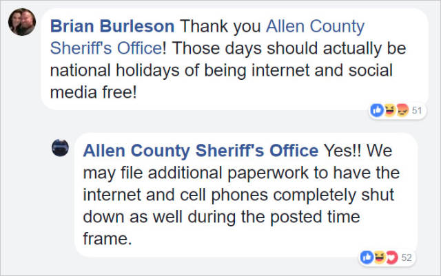 What Happens When Police Department Tries To Troll People