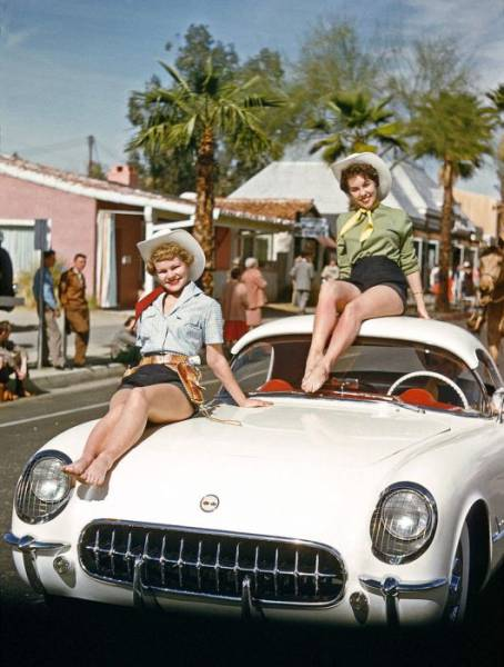 How America Looked Like In The 50s