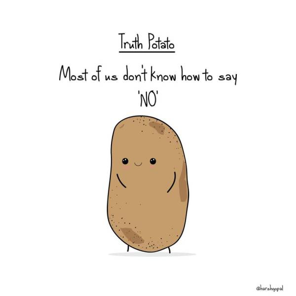 This Potato Will Tell You All The Truths