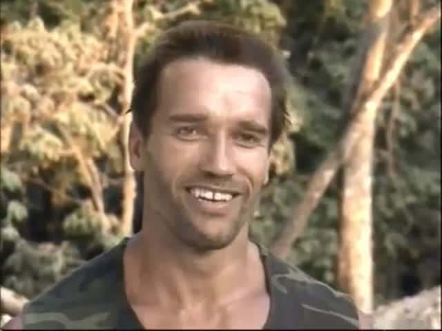 "Arnold Schwarzenegger Was Busy Pranking Jesse Ventura On The Set Of ""Predator"""