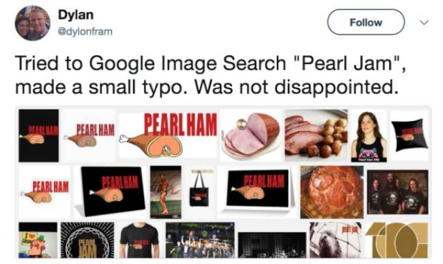 Accidental Google Searches Might Be Surprisingly Good Sometimes