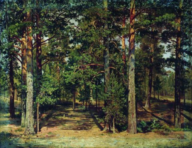 Ivan Shishkin's Paintings Look Almost As If They Were Photos