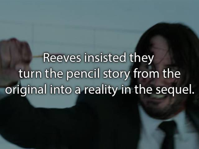 """Murderous Facts About """"John Wick"""""""