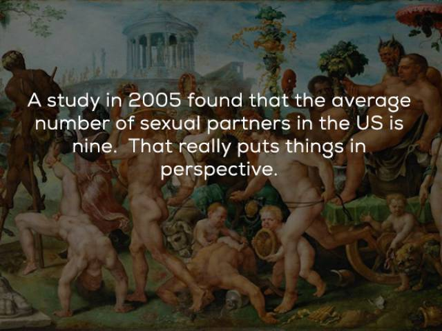 Some Very Naughty Facts About Sex